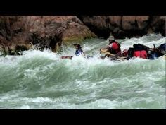 ▶ Rafting the Grand Canyon - Documentary of Major Rapids (Horn Creek, Lava, Crystal) - YouTube