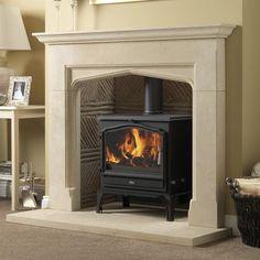 cultured stone fireplace surround tudor google search - Stone Fireplace Surround