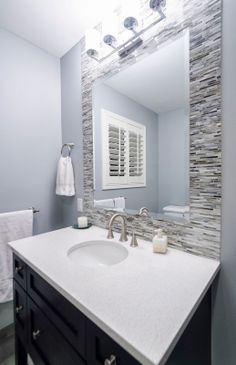 Dec 2019 - I was so happy to be able to work on a bathroom renovation in a beautiful historic home in the Federal Heights area of Salt Lake City. Guest Bathroom Remodel, Shower Remodel, Bathroom Renos, Bathroom Renovations, Bathroom Ideas, Bathroom Beadboard, Budget Bathroom, Bathroom Showers, Bathroom Makeovers