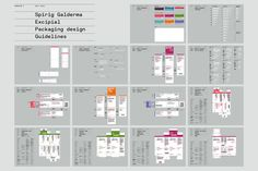 The Munich based design studio by Martina Keller and Marcus Maurer Brand Identity Design, Graphic Design Branding, Packaging Design, Design Guidelines, Brand Guidelines, Corporate Identity, Corporate Design, Brand Manual, Catalog Design