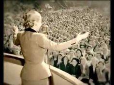 """Eva Perón y el voto femenino. Véase también el artículo """"10 frases célebres de Eva Perón"""" de Muy Interesante: http://www.muyinteresante.es/historia/articulo/10-frases-celebres-de-eva-peron-581399462859"""