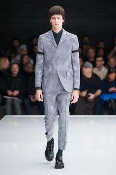 l-homme-que-je-suis:  Benjamin Jarvis | Z ZegnaFall/Winter 2014 |Milan Fashion Week