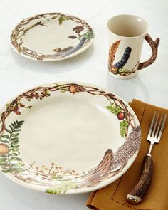 Juliska Forest Walk Dinnerware