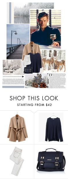 """When the daylight comes you feel so cold, you know I'm too afraid of my heart to let you go♥"" by irish-eyes-were-smiling ❤ liked on Polyvore featuring Madewell, McQ by Alexander McQueen, River Island and Dsquared2"
