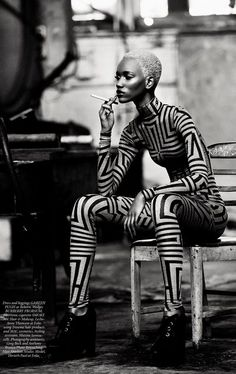 HauTeList – African Fashion Designers, Models & Initiatives that Rocked Ones to watch in 2012 Glamour Fashion, Fashion Art, Color Fashion, Men Fashion, Trendy Fashion, Style Fashion, High Fashion, Fashion Beauty, Fashion Tips