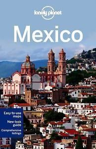 Lonely Planet Mexico (Travel Guide)-ExLibrary #guide #exlibrary #travel #mexico #planet #lonely