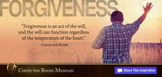 corrie ten boom quotes | The Bible is God's love letter to us, and it describes the Lord Jesus ...