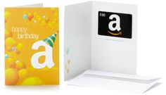 Amazon Gift Vouchers, Cards, Certificates - Buy Gift Cards Online