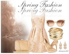 """Soft Spring Fashion"" by chicmaven-841 on Polyvore"