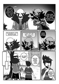 GZtale  Bloodshed  chapter 2 - pg19 by GolzyBlazey.deviantart.com on @DeviantArt