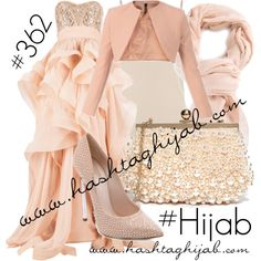 Hashtag Hijab Outfit #362 by hashtaghijab on Polyvore featuring Reem Acra, Warehouse, Casadei, GUESS by Marciano, Brunello Cucinelli and hijab