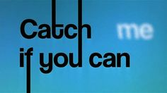 Catch me if you can - Title sequence - Design by Oliver Kuntzel and Florence Deygas - 2002