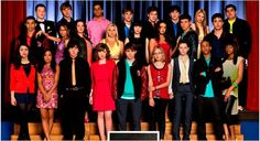 Degrassi Showdown, From left to right starting from the top... Tristan, K.C, Conner, Luke, Jake, Zig, Becky, Mo, Dallas, Imogen, Fiona, Jenna, Katie, Bianca, Drew, Owen, Tori, Alli, Eli, Clare, Cam, Maya, Adam, Dave, and Marisol. I can't wait for the new season!