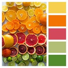 All the colors are my fave in this summery palette! Happy creating! . . . . {: spoonforkbacon.com} #comeongetcrafty #moodboard #colorpalette #colorscheme #colorinspiration #color #acolorfullife #livelifeincolor