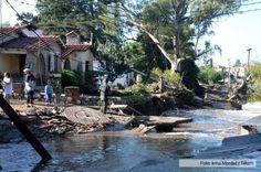 """Las inundaciones en Córdoba se deben a la deforestación y a la """"pésima administración ambiental"""". Lee mas sobre el tema aqui: http://www.telam.com.ar/notas/201502/95434-las-inundaciones-en-cordoba-se-deben-a-la-deforestacion-y-pesima-administracion-ambiental-segun-especialistas.html"""