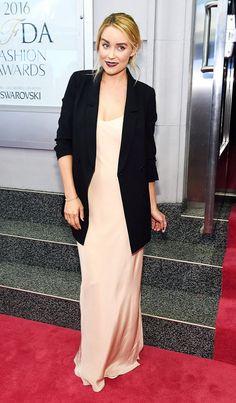 Lauren Conrad at the 2016 CFDA Fashion Awards