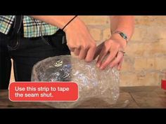 How to Create a Tape Sculpture - Casting Method 1 - YouTube