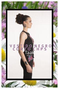 VESTIDO NEGRO CORTO CHIAPAS 16-17 #Radikal by #taakmx Vestido sin manga por #teamtaak Clásico, con estilo y Sensual con bordados artesanales en pecho y cadera; todos ellos de la región chiapaneca. #Chiapas #teamtaak #taakmx #moda #hechoamano #madetomeasure #belleza #talentomexicano #talento #estilo #style #mexico #tradicion #hidalgo #womenswear #office #smart #smartcasual twitter.com/... www.instagram.com... www.facebook.com/... www.taakstyle.com/