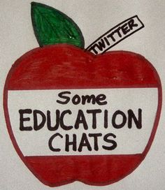 List of Education Twitter Chats by Date or Hashtag...