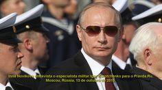 Ações rápidas da Rússia na Síria colocou o Ocidente em sono profundo
