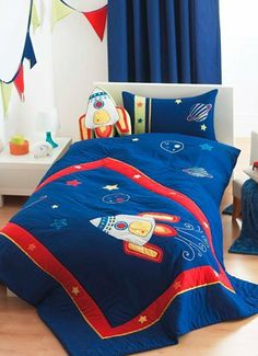 Rocket Comforter Throw Twin By Riva Home 60 00 Measures 59