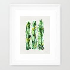 Buy Seaweed Framed Art Print by Cat Coquillette. Worldwide shipping available at Society6.com. Just one of millions of high quality products available.