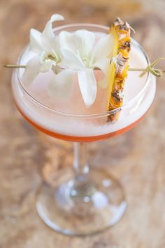 The Perfect Tiki Drink Recipe - Sugar and Charm - sweet recipes - entertaining tips - lifestyle inspiration