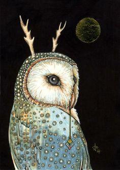 'Tree Spirit' by Anita Inverarity