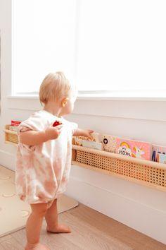 Nursery Room, Girl Nursery, Girl Room, Kids Bedroom, Baby Room, Loft Playroom, Playroom Decor, Toddler Playroom, Aspyn And Parker