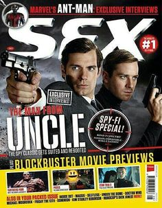 Crazy For Henry Cavill BR: Hammer e 'The Man from UNCLE' elenco e equipe técn...