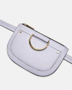 Image 1 of RING DETAIL BELT BAG from Zara