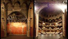 Théâtre des Bouffes du Nord, Paris, France (been here: monumental moment...love Paris...)
