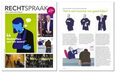 Interview @ Rechtspraak Magazine [04-2018]