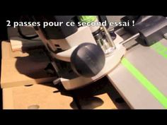 Défonceuse Festool avec base inclinable - video 87 - YouTube