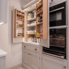 "Ely Farmhouse Furniture Co on Instagram: ""We love a butler's pantry cupboard, such a functional and satisfying element to have! If you are currently thinking about a new kitchen,…"" Pantry Cupboard, Butler Pantry, Farmhouse Furniture, New Kitchen, Kitchen Cabinets, Ely, Quotation, Home Decor, Instagram"