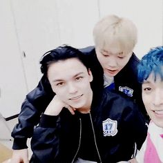 in the full video, vernon's smile after is literally the best thing i have seen in 3 months.
