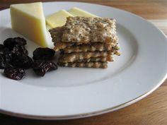 Everything Cracker Recipe (an edible mosaic)