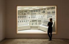 "Juxtapoz Magazine - ""Control Room"" by Roxy Paine"