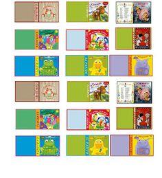 Portadas originales para libros infantiles. En 300dpi