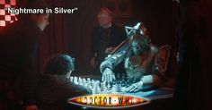 Doctor Who Online: Doctor Who 238: Nightmare in Silver