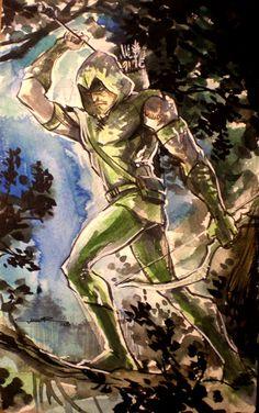 Green Arrow - Yildiray Cinar