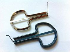 Jews harp - hand forged Schwarz large - great for beginners, playing instruction
