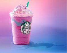 Starbucks Unicorn Frappuccino. YESSSS!