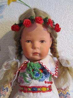 Alte Käthe Kruse Puppe 1 H 30er Jahre   eBay