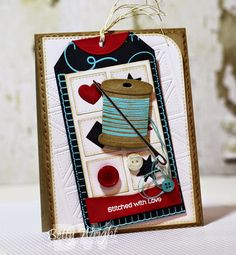 Stitched With Love!