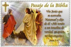 Vidas Santas: Santo Evangelio según san Juan 1:47