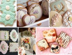расписные печенья и пряники своими руками