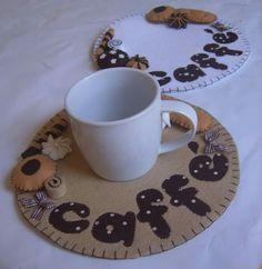 Mantelitos oara el café