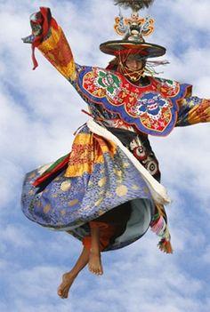 The Dance Bhutan