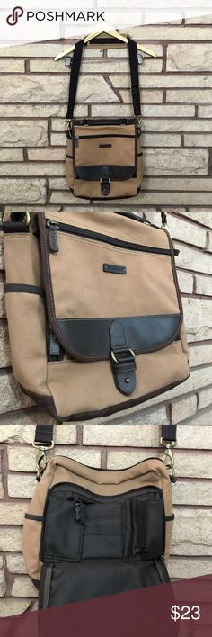 Eddie Bauer Bag In great condition, super sturdy with tons of storage and pockets! Eddie Bauer Bags